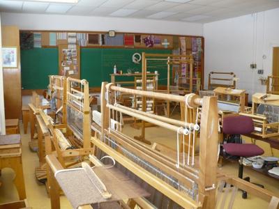 Weavers' Heaven!